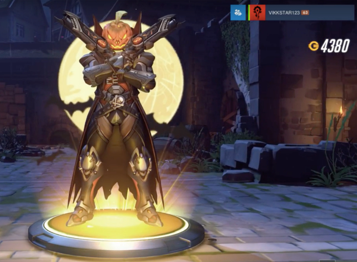 Overwatch Halloween Loot box 100 opening for skins | Product ...