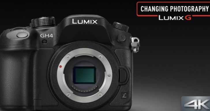 Panasonic Lumix GH4 price and release date for US, UK