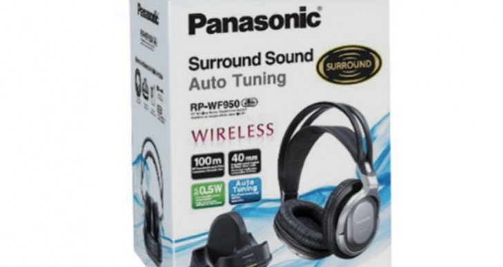 Panasonic RP-WF950EB-S Wireless headphones reviews in 2017