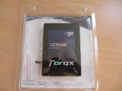 Patriot Torqx 128GB SSD (Solid State Drive) 13