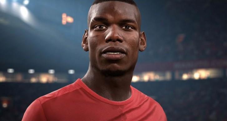 Man Utd's Paul Pogba FIFA 17 rating with skills shock