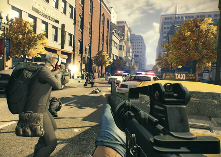 Payday 2 UK, US stock issues solved if like digital