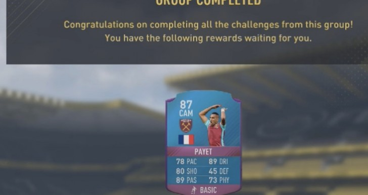 Payet FIFA 17 Ultimate Scream SBC made easy