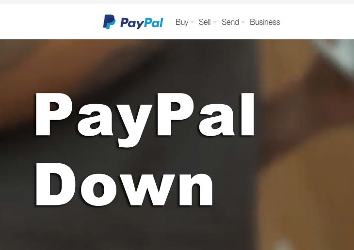paypal-down-today