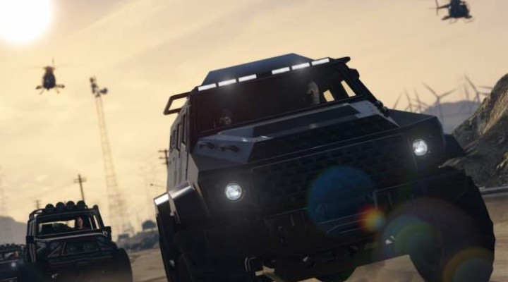 GTA V PC pre-load release time on April 7