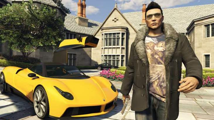 Gta V Pegassi Osiris Is The Ferrari Laferrari Product Reviews Net