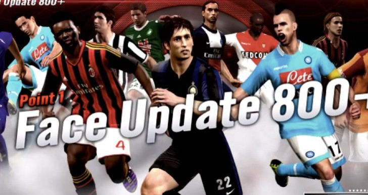 PES 2014 DLC could make it better than FIFA 14