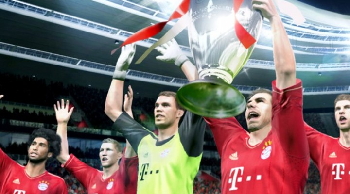 FIFA 14 Vs PES 2014 on PS4 is a no contest