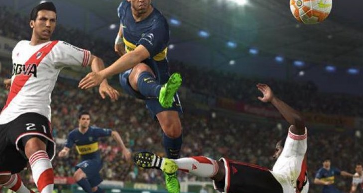 PES 2016 live online update today