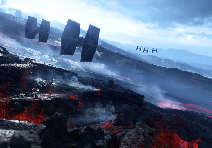 Star Wars Battlefront skips multiplayer classes