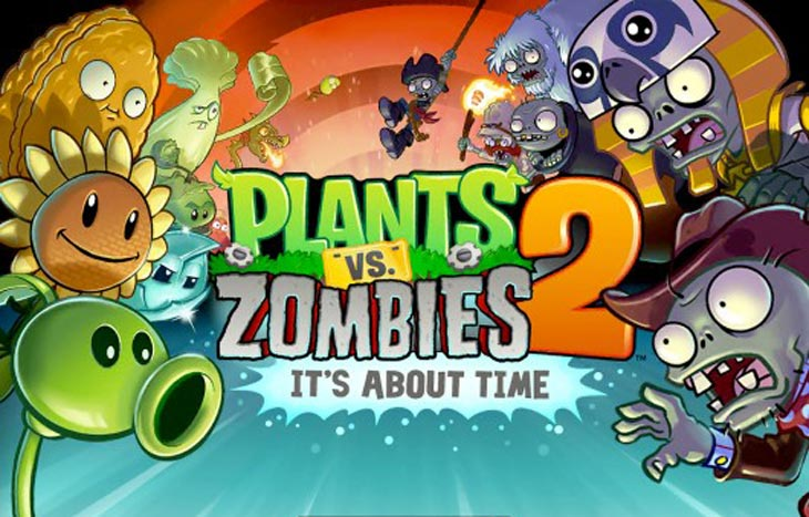 Plants vs. Zombies 2 yells for Android release date
