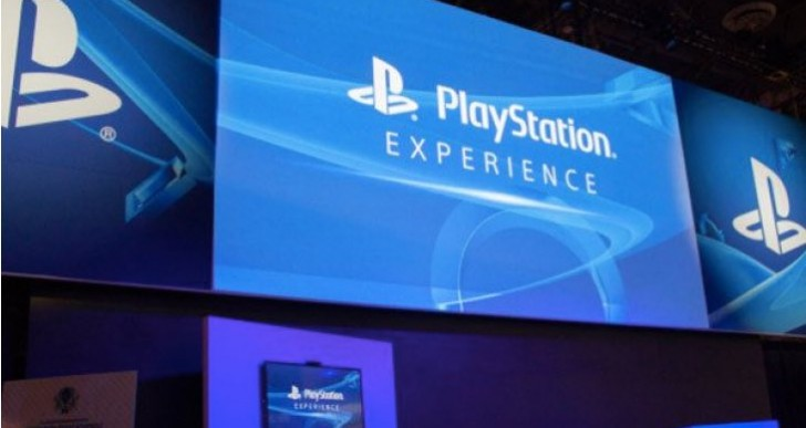 PlayStation Experience 2015 start time and live stream