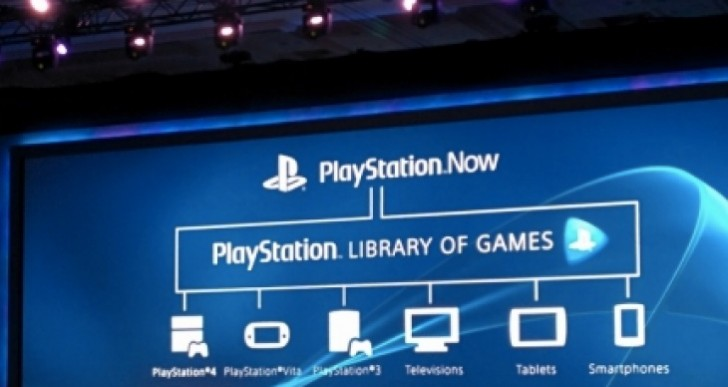Sony CES 2014 with PS Now hits GameStop shares