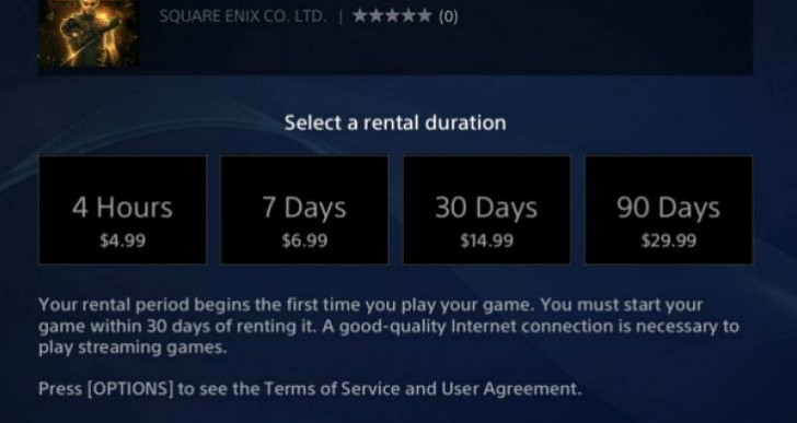 PlayStation Now US, UK price shock