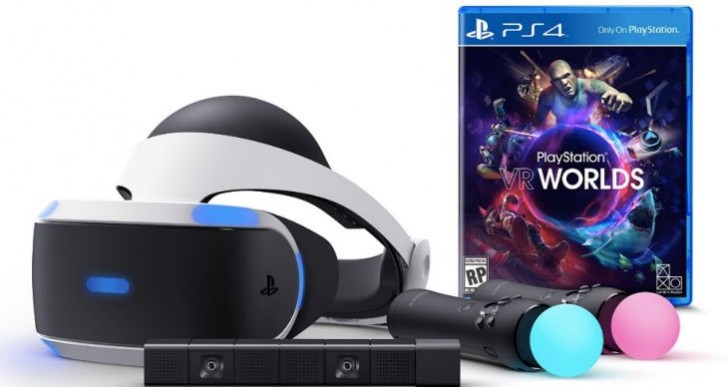 PlayStation VR Launch Bundle stock update for US, UK