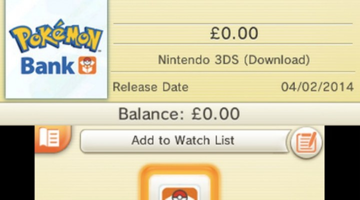 Pokemon X and Y Pokebank US release delay could be karma