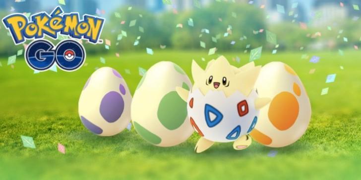 Pokemon Go shiny Togepi, Exeggcute location missing