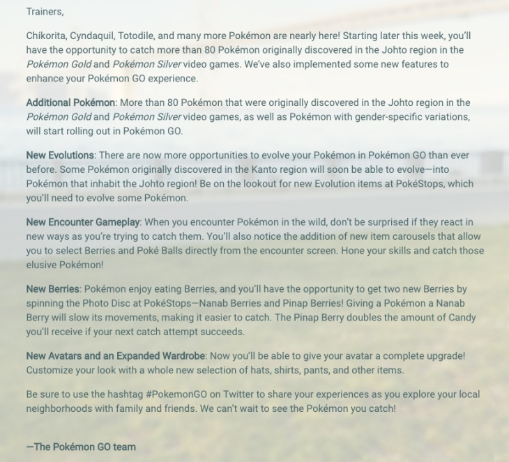 pokemon-go-gen-2-update-release-time