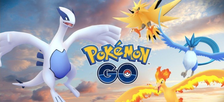 How to get Articuno and Lugia in Pokemon Go raids