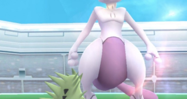 Pokemon Go Mewtwo Raid release time for US, UK