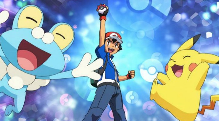 Watch Pokemon XY anime on iTunes