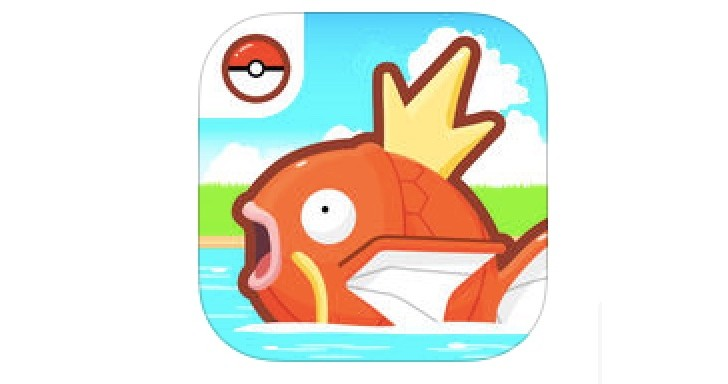 Pokemon Magikarp Jump Android APK desperation