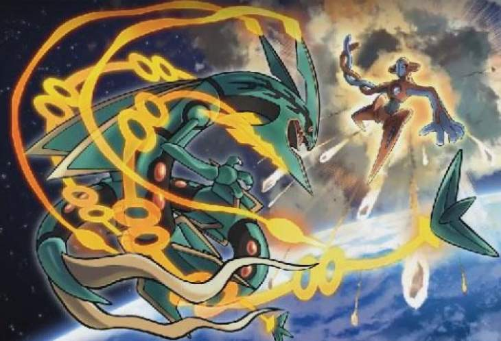 Pokemon oras stream with gameplay leak fears product reviews net - Legendaire shiney ...