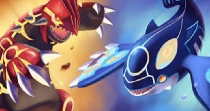 Pokemon ORAS Pokedex list with Mega Evolutions