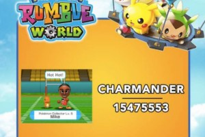 Pokemon Rumble World passwords for NA, UK exposed
