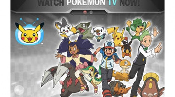Pokemon TV app needs Season 1