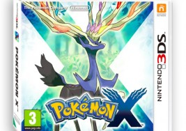 Pokemon X and Y official box art is legendary