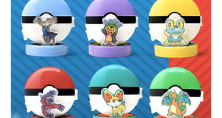 Pokemon X and Y US event offers free TCG