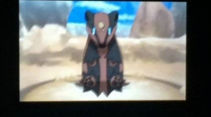 Pokemon X and Y new badger keeps fans guessing