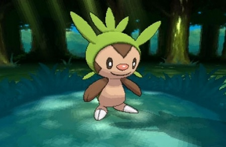 Just wait and see what Chespin evolves into...