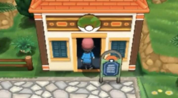 Pokemon X and Y Friend Safari Ditto with code generosity