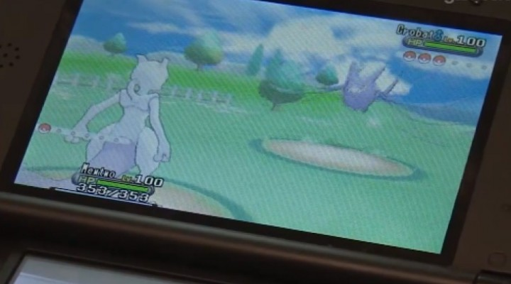 Pokemon X and Y PAX 2013 gameplay