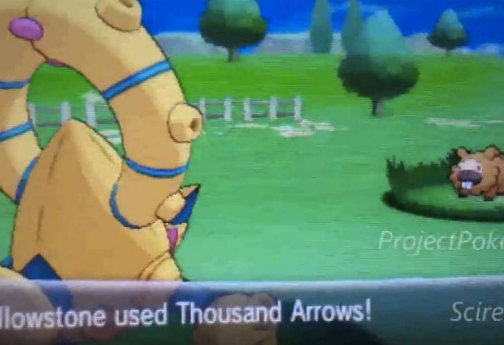 World Auto Sales >> Pokemon X and Y Thousand Arrows, Waves gameplay – Product Reviews Net