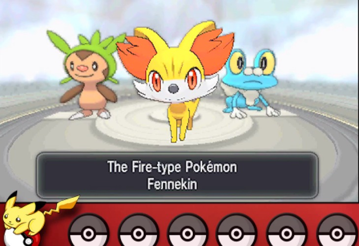 Pokemon X And Y 40 Mins Gameplay From Start Point Product Reviews Net