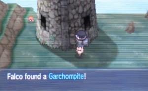 Pokemon X and Y Garchompite location for Mega evolution