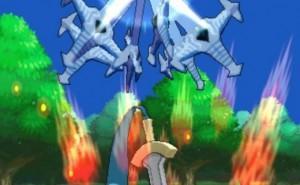 Pokemon X and Y Doublade evolution into Aegislash excites