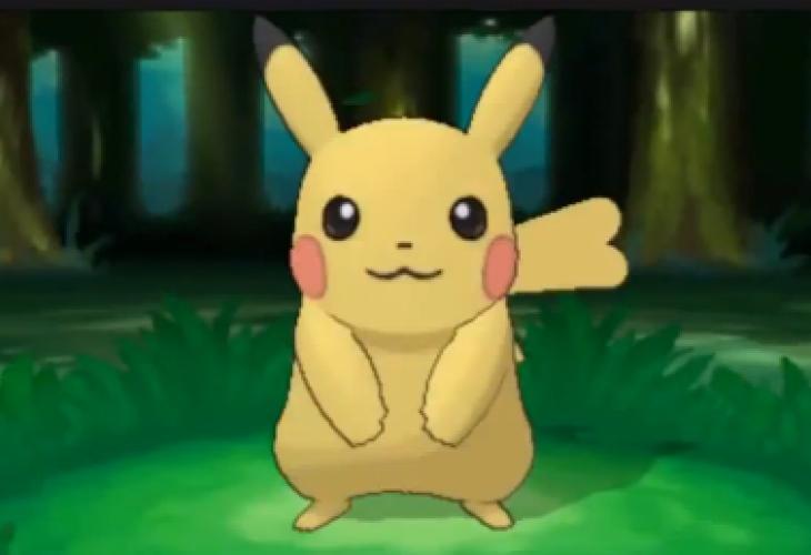 Black Glasses Use Pokemon