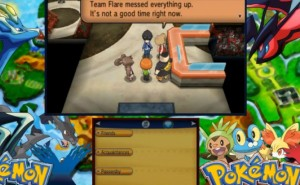 Pokemon X and Y live stream gameplay for addicts