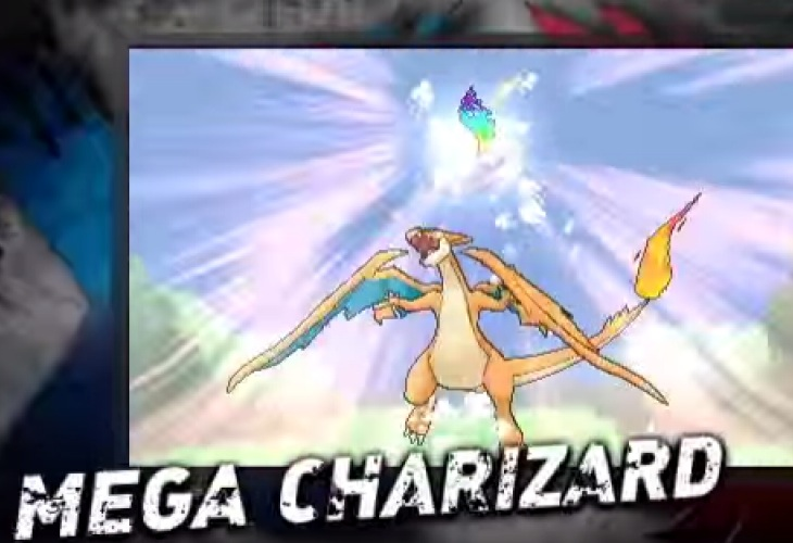 Pokemon X and Y Mega Charizard gameplay stuns fans