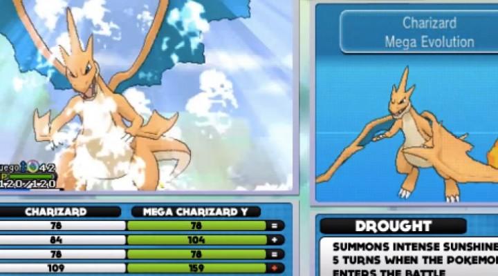 Pokemon X and Y mega evolutions stats analyzed