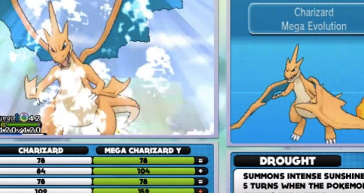 Pokemon X and Y mega evolutions stats analyzed