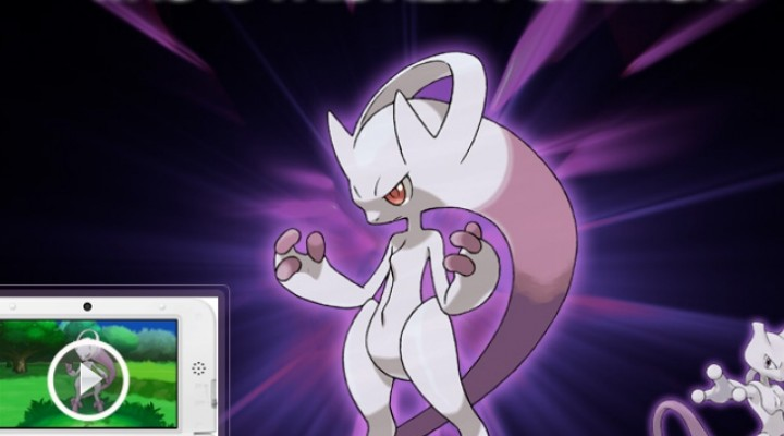 Pokemon X and Y New Mewtwo form divides opinion