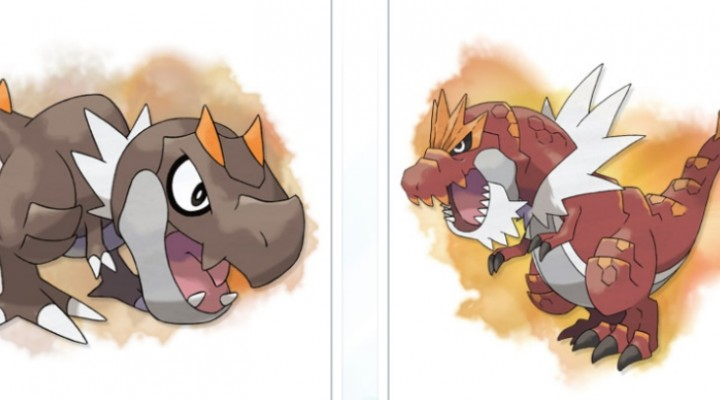 Pokemon X and Y ultimatum with rare fossils