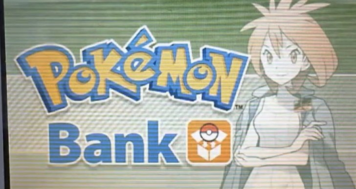 Pokemon Bank release date this week