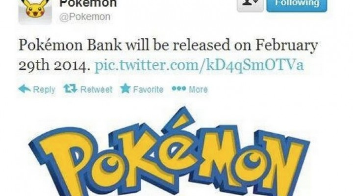 Pokemon X and Y Pokebank release date hits new low