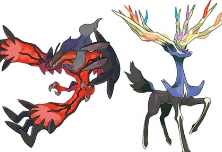 Pokemon x and y pokedex claim shows legendaries evolutions product reviews net - Pokemon x legendaire ...